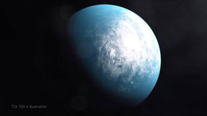TESS-მა დედამიწის მსგავსი პლანეტა აღმოაჩინა