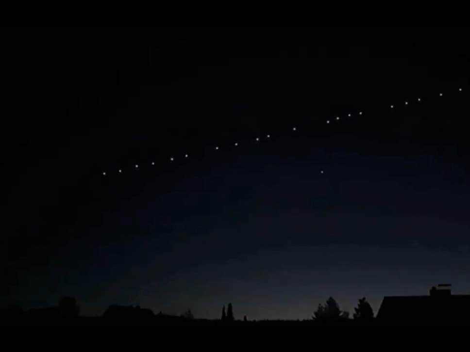 ვარსკვლავების მატარებელი დაიძრა